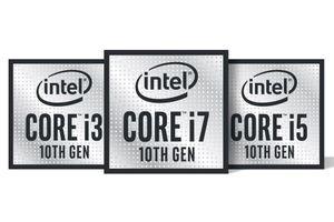 Tìm hiểu về vi xử lý Intel Core thế hệ 10 Comet Lake vừa ra mắt