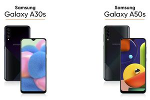 Galaxy A50s và Galaxy A30s ra mắt: Cả thiết kế lẫn cấu hình đều nâng cấp