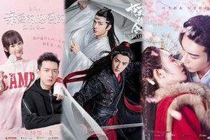 Những bộ phim truyền hình Hoa Ngữ hot nhất từ đầu năm 2019 đến nay: 'Trần tình lệnh' và 'Cá mực hầm mật' được gọi tên
