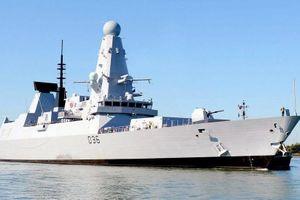 Anh điều tàu chiến thứ ba tới eo biển Hormuz
