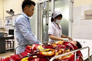 Cấp cứu thành công bệnh nhân bị sét đánh ngừng thở