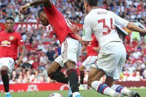 Man United thua sốc Crystal Palace, báo chí Anh chỉ tên tội đồ