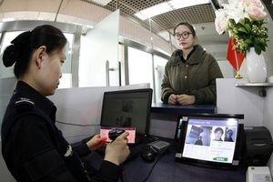 Xử phạt vi phạm giao thông bằng nhận diện khuôn mặt