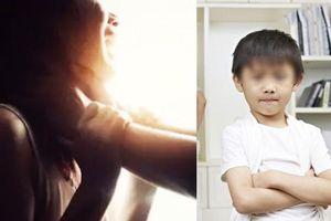 Chứng kiến cảnh bố đánh mẹ, cậu bé 6 tuổi có hành động này khiến nhiều người kinh ngạc