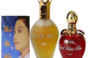 3 nhãn hàng nào của Công ty TNHH Thanh Bạch Kim Đồng bị thu hồi?