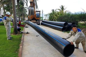 Đà Nẵng: 1.447 tỉ đồng thu gom toàn bộ nước thải ra vùng biển Sơn Trà