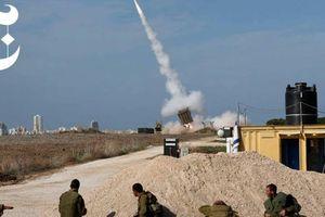 Israel dùng 'Mái Vòm Sắt' đánh chặn 2 tên lửa bắn từ Dải Gaza
