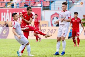 BXH vòng 22 V-League 2019 mới nhất: HAGL đối mặt với cuộc đua trụ hạng