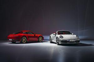 Porsche 911 Carrera thêm 2 phiên bản mới, giá từ 6,73 tỷ đồng