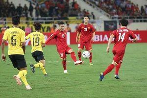 Không phải Thái Lan, đây mới là đối thủ khiến Việt Nam dè chừng tại vòng loại World Cup 2022