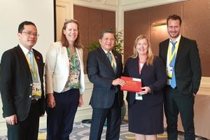 Na Uy mong muốn thúc đẩy quan hệ với Việt Nam lên tầm cao mới