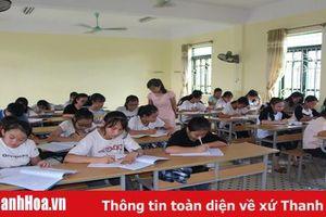 Thực hiện đồng bộ nhiều giải pháp nâng cao chất lượng giáo dục