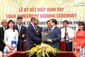 Vay 45 triệu USD cải thiện hạ tầng giao thông Đà Nẵng