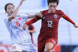 HLV Thái Lan có thể mất chức vì để thua bóng đá nữ Việt Nam