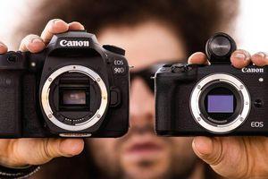 Canon ra mắt máy ảnh DSLR 90D và mirrorless M6 Mark II, nâng cảm biến