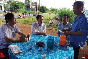 Hỗ trợ gia đình có người thương vong trong vụ TNGT tại Gia Lai