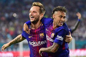 Tuchel đòi bổ sung thêm Rakitic vào cuộc trao đổi Dembele lấy Neymar