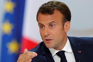 Tổng thống Macron: Hết thời phương Tây thống trị thế giới