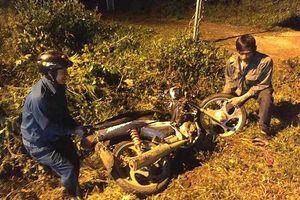 Gia Lai: Xe máy mất lái gây tai nạn liên hoàn, 3 người tử vong