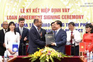 Ký Hiệp định vay 45 triệu USD cải thiện hạ tầng giao thông thành phố Đà Nẵng