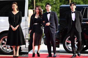 Thảm đỏ 'Seoul International Drama Awards 2019': Trương Ngọc Ánh - Anh Dũng đọ sắc Jang Nara và Ji Chang Wook