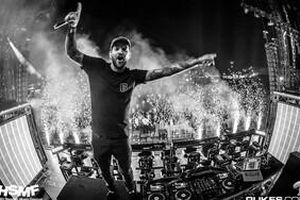 Dillon Francis - DJ nhạc Trap/Moombahton lần đầu tới Hà Nội biểu diễn