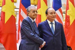 Việt Nam - Malaysia tăng cường hợp tác đảm bảo an toàn, tự do hàng hải ở Biển Đông