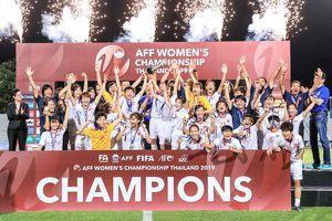 Lần thứ 3 vô địch ĐNA, tuyển nữ Việt Nam được thưởng thế nào?