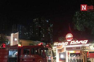 Sau vụ hỏa hoạn kinh hoàng, CTCP Rạng Đông thông báo thiệt hại ban đầu lên tới 150 tỷ đồng