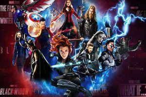 Cùng điểm qua tất cả các bộ phim trong Vũ trụ Điện ảnh Marvel ở 3 giai đoạn đầu và 2 giai đoạn sắp tới