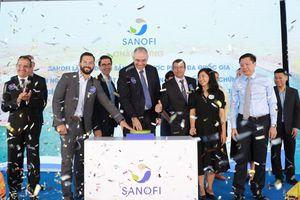 Những lô hàng thuốc đầu tiên của Sanofi được nhập khẩu trực tiếp vào Việt Nam