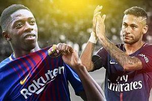 Vụ Barca mua lại Neymar nguy cơ đổ bể vì Dembele 'phá đám'?