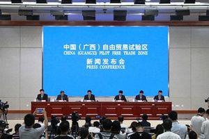 Quảng Tây (Trung Quốc) tăng cường hợp tác với Việt Nam và ASEAN