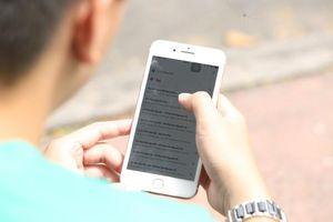 Công nghệ - 'người bạn đồng hành' không thể thiếu của khách hàng và tài xế!