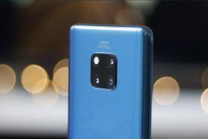 Huawei Mate 30 5G có thể bị hoãn bán vì lệnh cấm của Mỹ