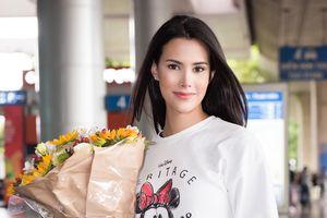 Hoa hậu Quốc tế 2018 đến Việt Nam, vui mừng hội ngộ người đẹp Thùy Tiên