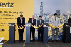 Hertz - 'đại gia' cho thuê xe của Mỹ vào thị trường Việt Nam