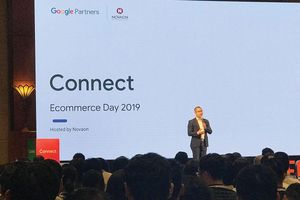 400 doanh nghiệp tham dự Ecommerce Day 2019