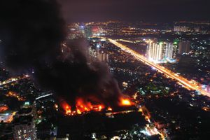 Chưa có kết quả quan trắc ở Rạng Đông, sao vội thông báo an toàn?