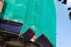 Hết thời hạn, cao ốc sai phép vẫn 'chình ình' trên đất trung tâm Hà Nội