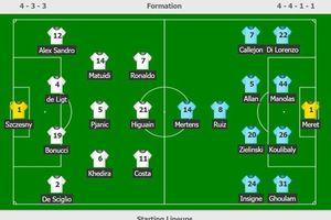 De Ligt liên tiếp mắc lỗi khiến Juventus nhận 3 bàn thua