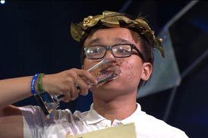 Nam sinh Sài Gòn 'đảo ngược tình thế' giành vé thi quý Olympia