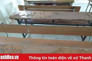 Mường Lát: Thiếu gần 500 bộ bàn ghế học sinh khi vào năm học mới