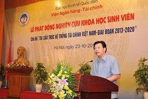 Khôi phục chức danh Phó Giáo sư cho ông Hoàng Xuân Quế