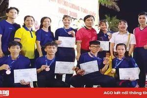 Giải vô địch kickboxing toàn quốc 2019: An Giang đoạt 5 huy chương
