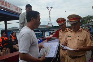 Đảm bảo an toàn giao thông đường thủy dịp lễ 2-9