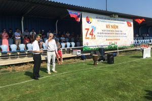 Cộng đồng người Việt tại Slovakia kỷ niệm Quốc khánh 2/9