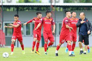 Lịch thi đấu chi tiết của Việt Nam tại vòng loại World Cup 2022