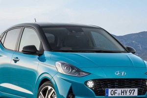 Hyundai i10 2020 được tiết lộ với thiết kế cao cấp, nội thất xịn xò hơn