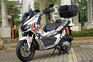 'Soi' xe ga địa hình Honda ADV 150 độ phong cách Touring